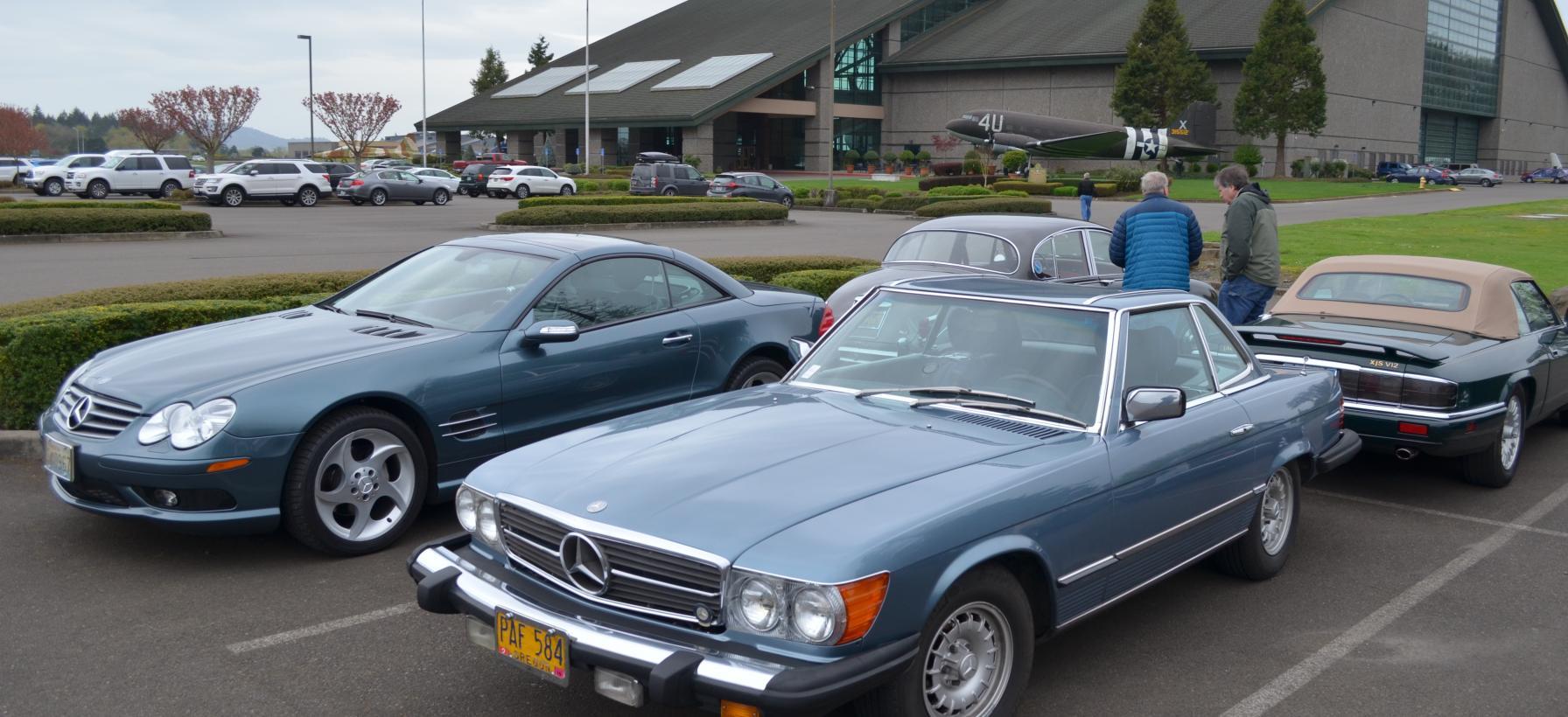 Mercedes Benz Portland >> Portland More Than A Car Club We Re A Community